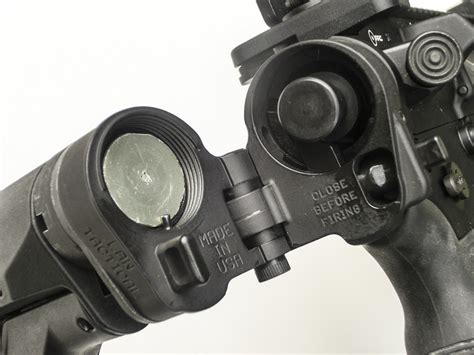 Law Tactical Side Folding Adapter