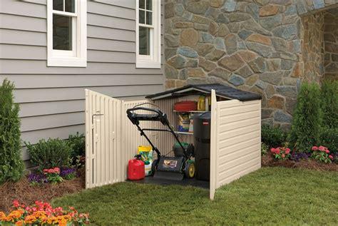 lawn mower storage sheds.aspx Image