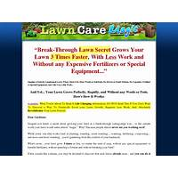 Lawn care magic grow your lawn 3 times faster! immediately