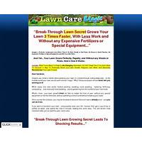 Lawn care magic grow your lawn 3 times faster! guide