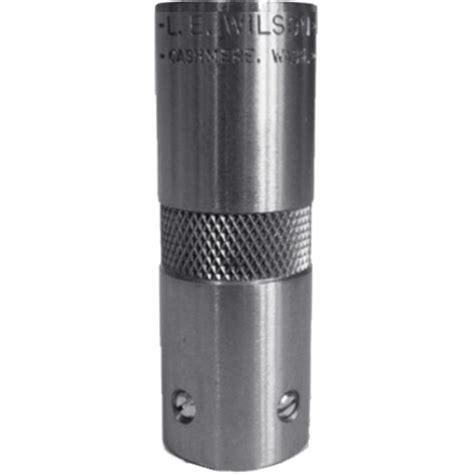 Le Wilson Adjustable Case Gages Adjustable Case Gage 375 Hh Mag