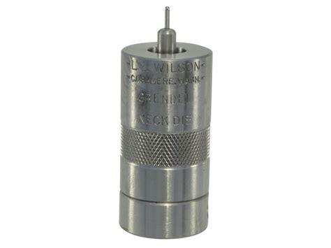 Le Wilson Neck Sizing Bushings Steel Neck Sizer Die Bushing 218