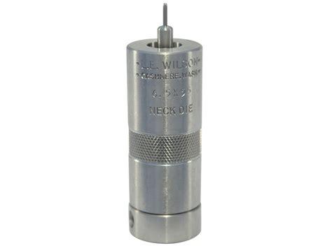 Le Wilson Neck Sizing Bushings Steel Neck Sizer Die Bushing 308
