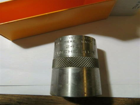 Le Wilson Wilson Case Gage 4440 Winchester Case Gage