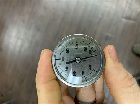 Lead Bullet Casting Thermometer 6 Rotometals