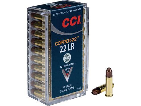 Lead Free 22 Long Rifle Ammo