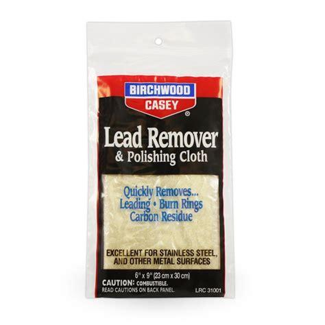 Lead Remover Polishing Cloth - Birchwood Casey