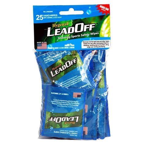 Leadoff Wipes Hygenall Corporation - Gunsmike Bugpy Co