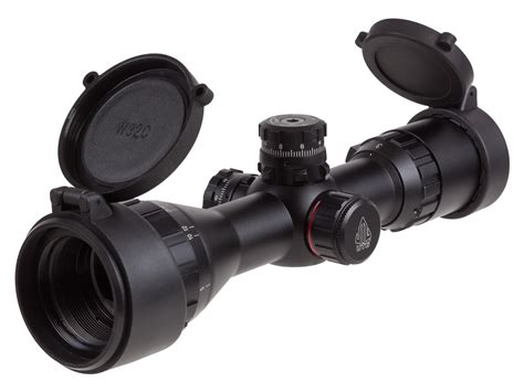 Leapers Utg 3 9x32 Cqb Bug Buster Rifle Scope