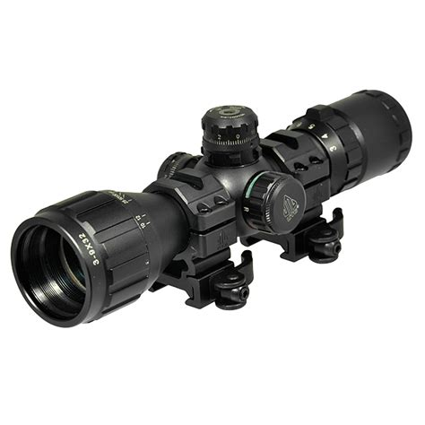 Leapers Utg 3 9x32 On Air Rifle Scope