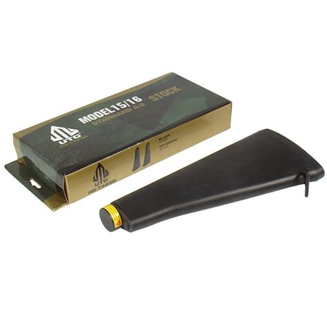 Leapers Utg Ar15 A2 Style Fixed Stock Cheaper Than Dirt