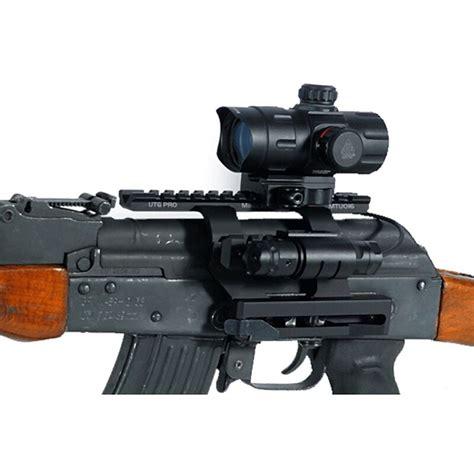 Leapers Utg Pro Ak 47 Quick Detach Side Mount