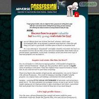 Learn how to claim your real estate fortune starting today! secret