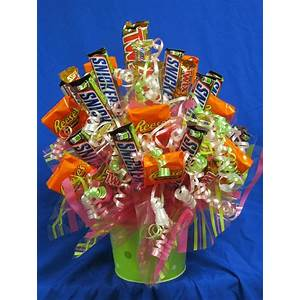 Learn how to make candy bouquets ? candy bouquet designs books start candy bouquet and gift basket business or do it for a hobby! coupons