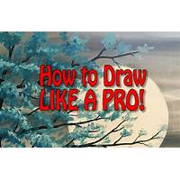 Learn to draw like a pro in 12 lessons with drawing secrets revealed guides