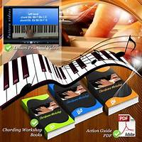 Guide to learn to play improvised piano with the chordpiano workshop