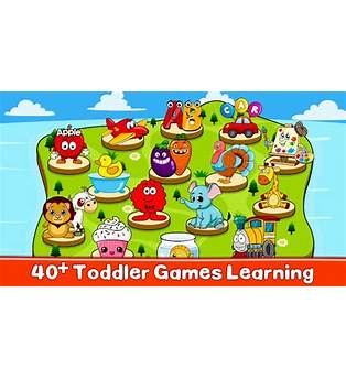 Learning Games For 2 Year Olds