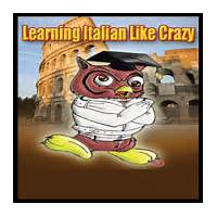 Learning italian like crazy cheap