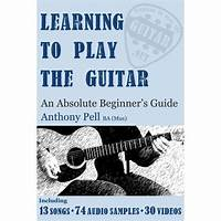 Learning to play the guitar an absolute beginner's guide ebook work or scam?