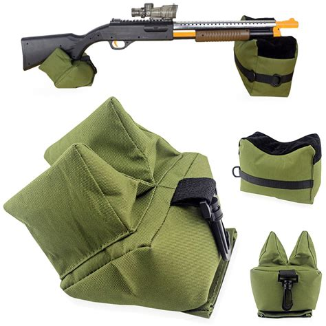 Leather Shooting Rest Bags  Ebay.