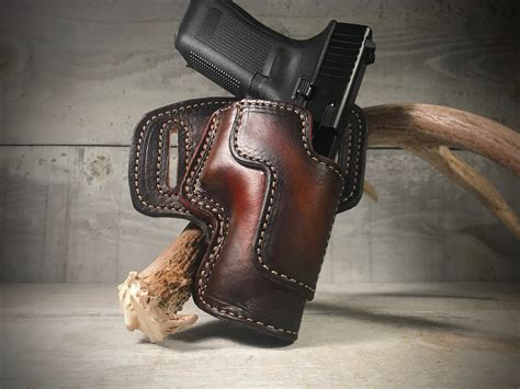 Leather Holsters For Glock 17 Gen 4