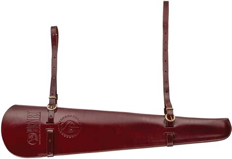 Leather Scabbard For Henry Rifle