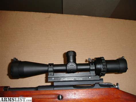 Leatherwood M-1000 Rifle Scope Art2510x44