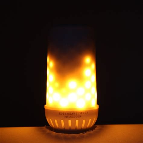 Led Flammen Lampe