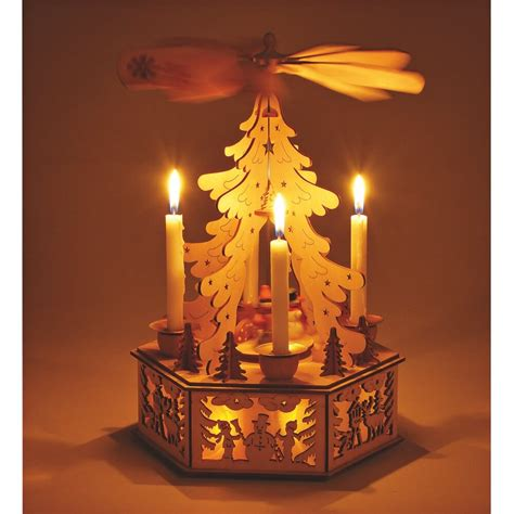 Led Tannenbaum Kerzen