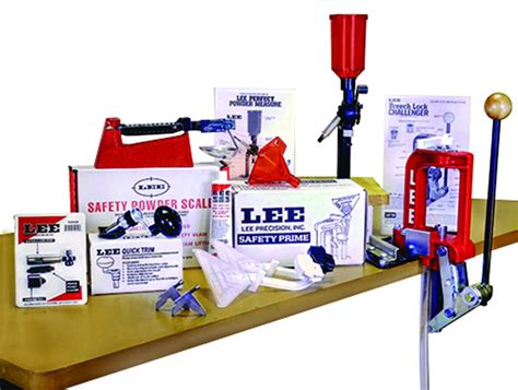 Lee 50th Anniversary Reloading Press Kit Review