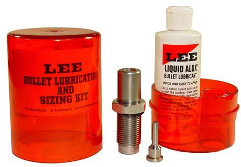 Lee Bullet Lube Sizing Kit 357 Diameter 38 Spl 357