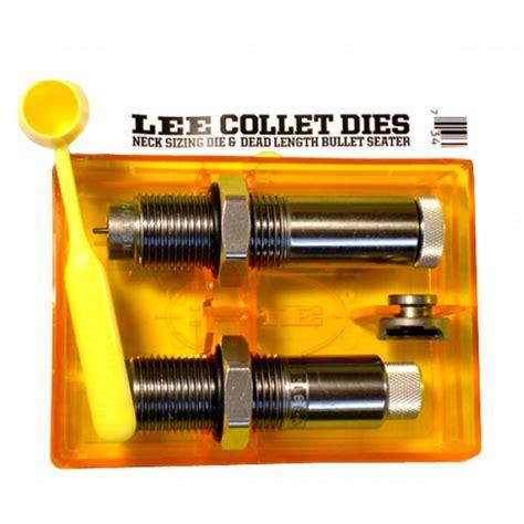 Lee Collet 2die Neck Sizer Sets 303 British Collet 2die Neck Sizer Set
