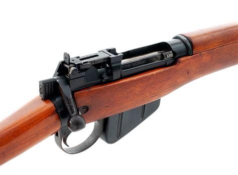 Lee Enfield Bolt Action Rifle Advantages