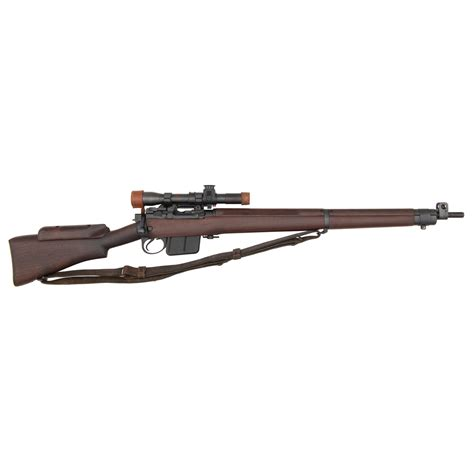 Lee Enfield No4 Sniper Rifle