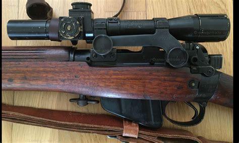 Lee Enfield Sniper Rifle For Sale Australia