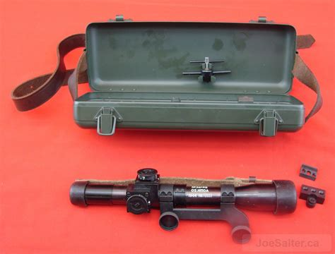 Lee Enfield Sniper Rifle Scope