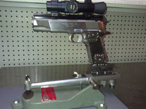 Lee Machine Rest For Pistols For Sale On Ebay And Marble S Standard Peep Tang Sight Chuckhawks Com