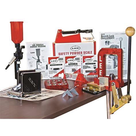 Lee Precision Breech Lock Challenger Reloading Press Kit 90030