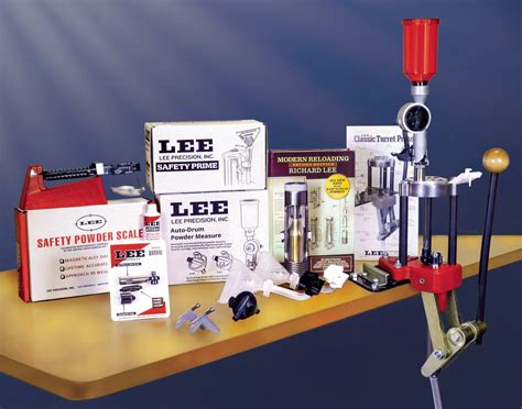 Lee Precision Classic Reloading Kit