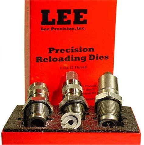 Lee Precision Large Series 3die Sets Lee Large Series 3 Die Set 577450 Mh