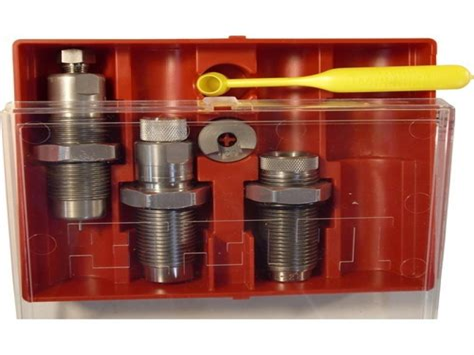 Lee Precision Pacesetter Rifle Die Sets 65mm Grendel Pacesetter 3die Set