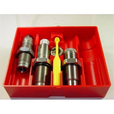 Lee Precision Steel 3die Pistol Die Sets Lee Steel 3 Die Pistol Set 30 Luger