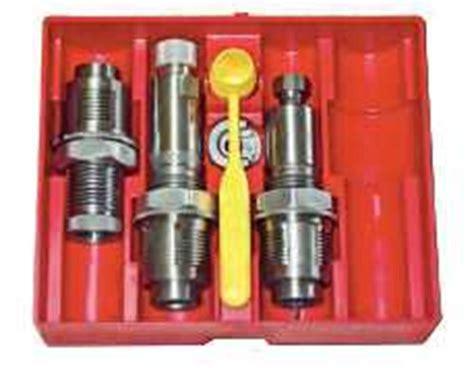 Lee Precision Steel 3die Rifle Set Lee Steel 3 Die Rifle Set 4570 Govt