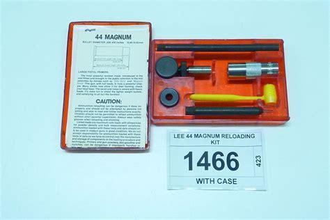 Lee Reloader Kit 44 Mag