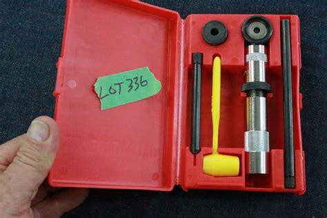 Lee Reloading Rifle Kit