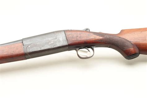 Lefever Single Barrel Shotgun Value