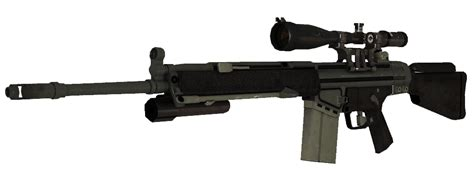 Left 4 Dead 2 Sniper Rifle Zoom