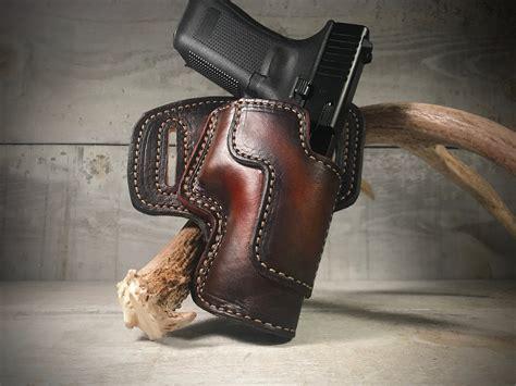 Left Hand Glock 17 Conceal Holster