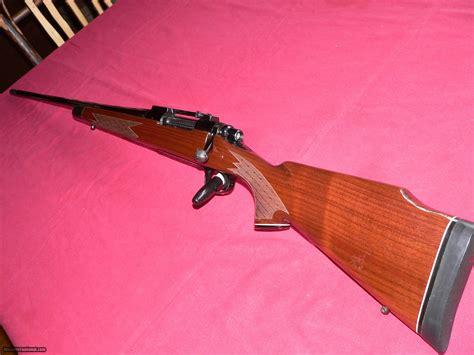 Left Hand Remington 700 Magnum Rifle