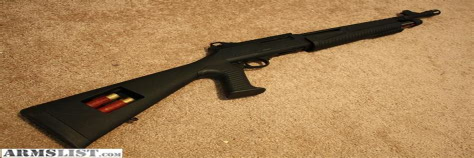 Legacy Escort Shotgun Accessories